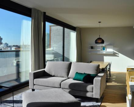 Lux Penthouse Park View