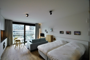 Looking for a LAST MINUTE furnished studio in Antwerp?