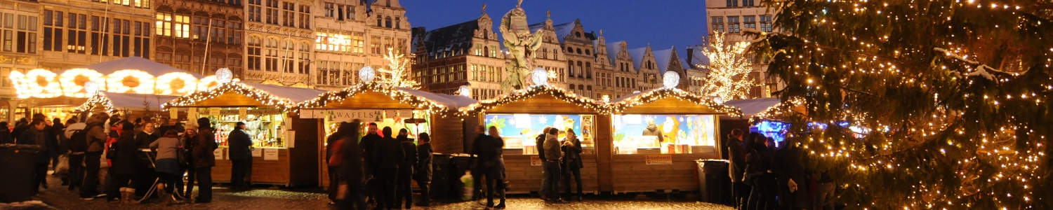 Nine must-sees for the Winter in Antwerp!