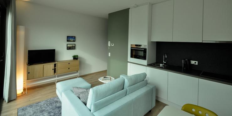 Un appartement à une chambre | 1 - 2 invités